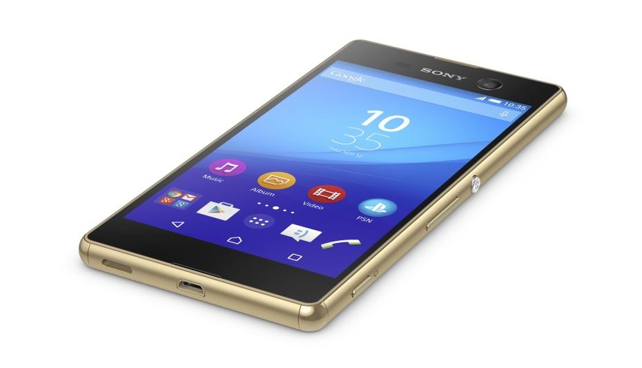 Sony Xperia M5 / fot. Sony