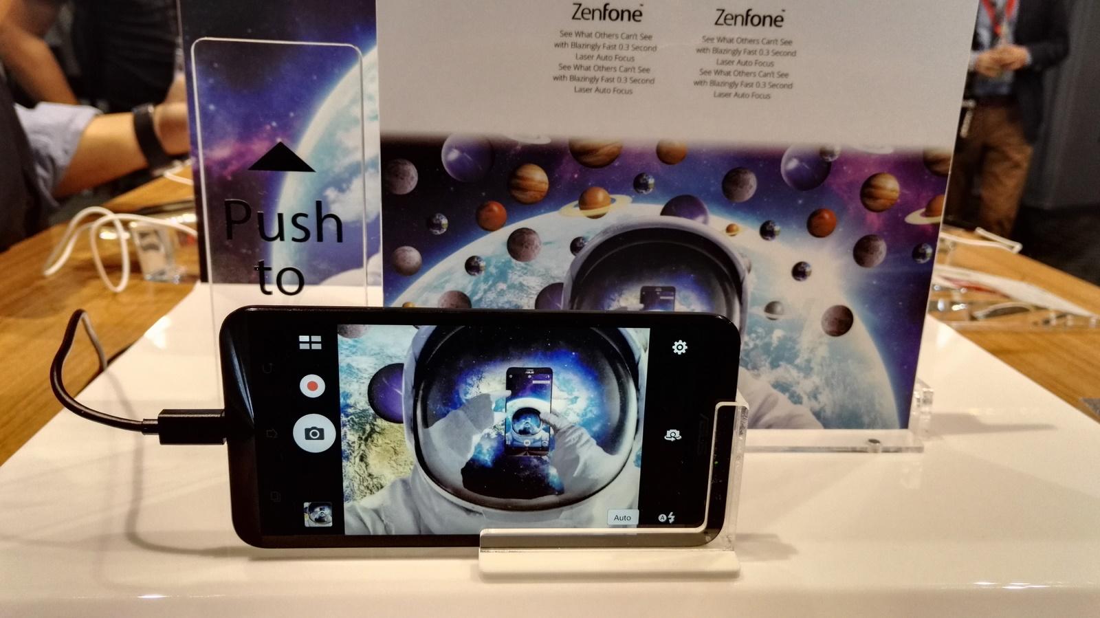 Asus Zenfone Laser / fot. galaktyczny.pl