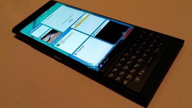 BlackBerry Venice / fot. AndroidPit