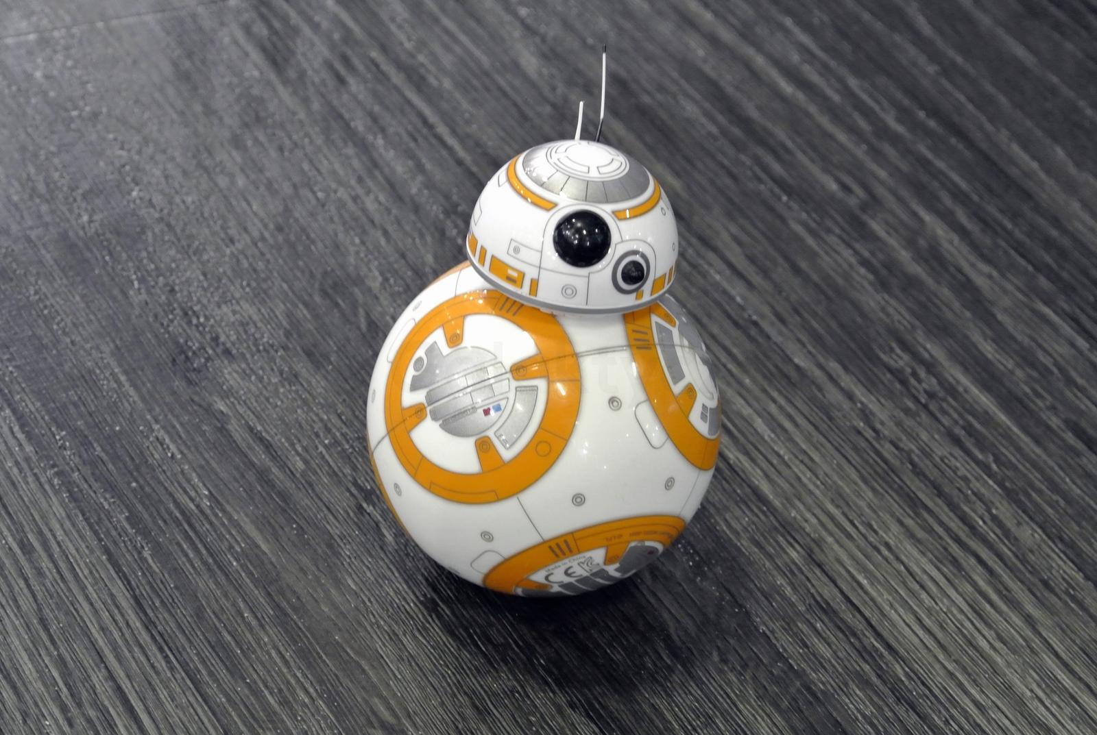 Droid BB-8 od Sphero / fot. galaktyczny.pl