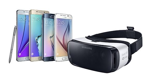 Gear VR / fot. Samsung