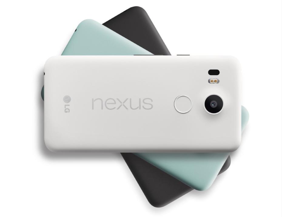 LG Nexus 5X / fot. Google