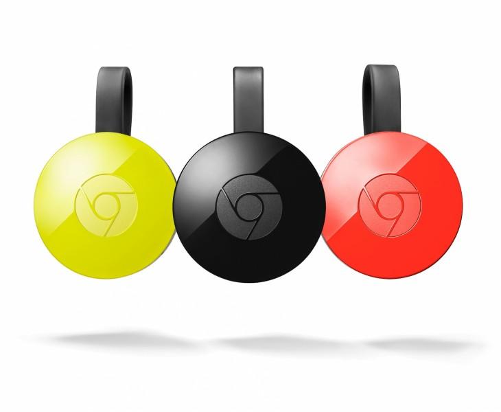 Chromecast/fot. Google