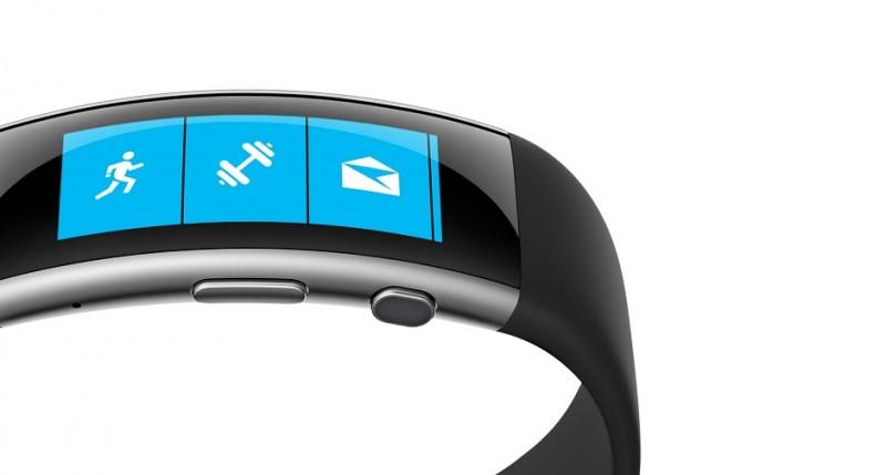 Microsoft Band 2/fot. Microsoft