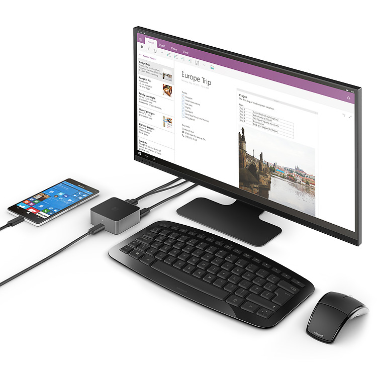 Tryb Continuum / fot. Microsoft