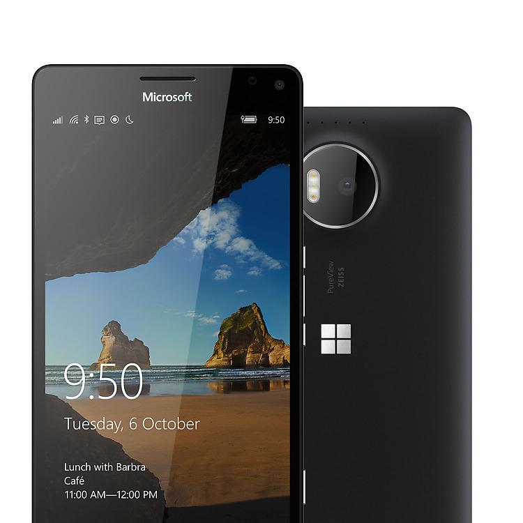 Lumia 950 XL / fot. Microsoft