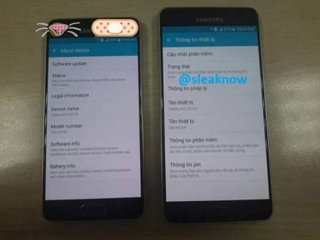 Samsung Galaxy A3 i Galaxy A5 2015