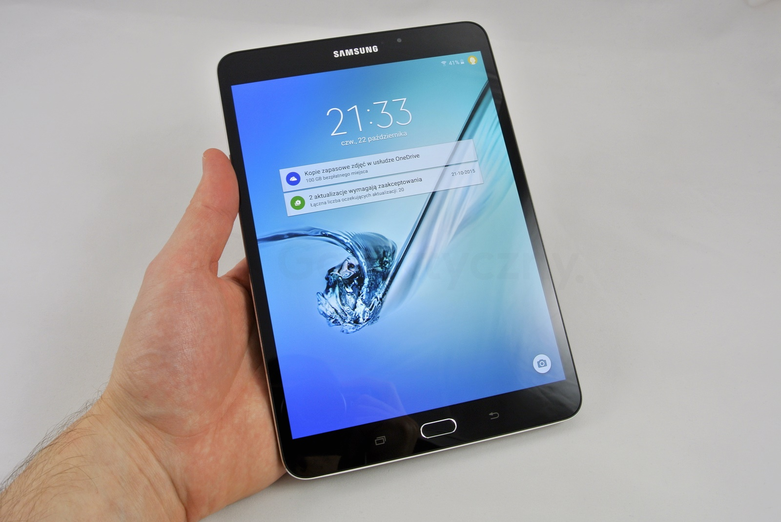 Samsung Galaxy Tab S2 8.0 / fot. galaktyczny