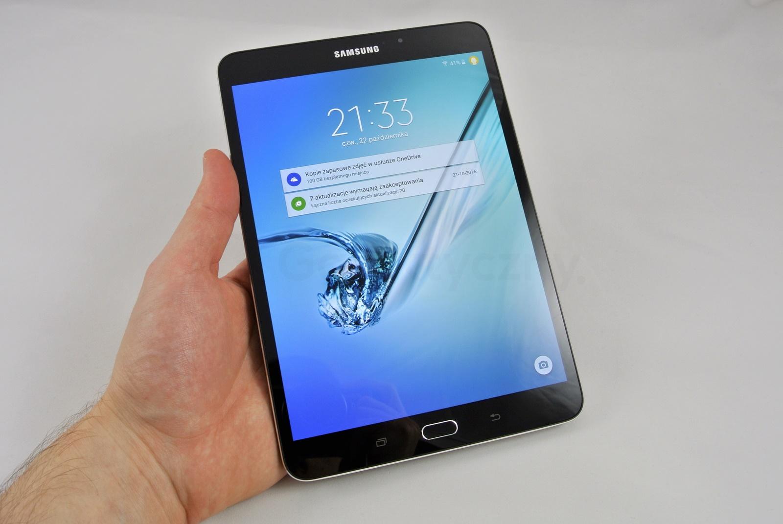 recenzja samsung galaxy tab s2 8 0 tablet kt ry przekona mnie
