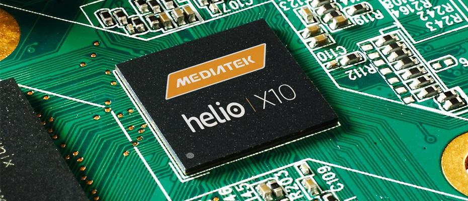 MediaTek Helio X10 / fot. MediaTek