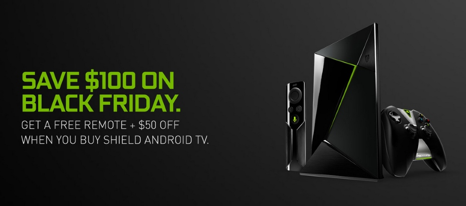 Nvidia w Black Friday / fot. Nvidia