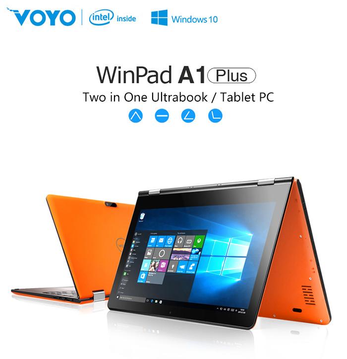 Voyo WinPad A1 Plus / fot. GearBest