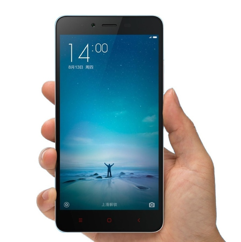Xiaomi Redmi Note 2 Prime - ekran / fot. Xiaomi