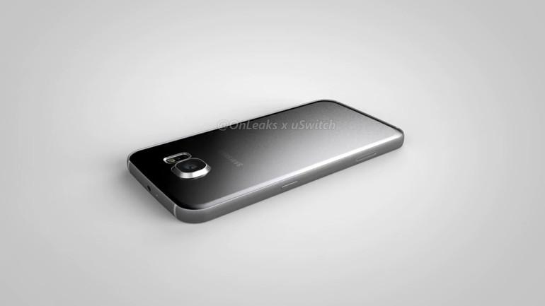 Samsung Galaxy S7 Plus - render