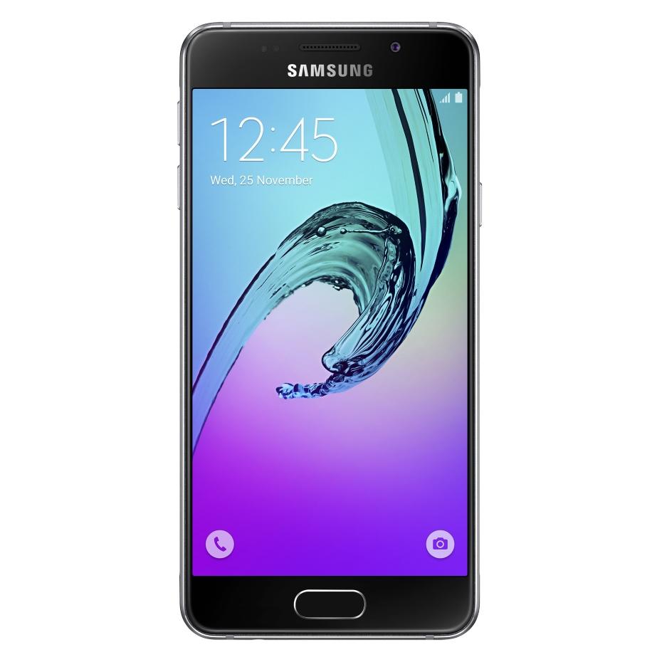 Samsung Galaxy A3 (2016) - przód / fot. Samsung