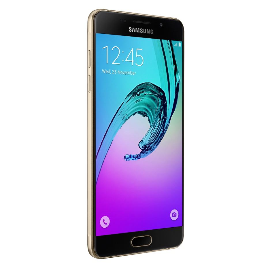Samsung Galaxy A5 (2016) - przód / fot. Samsung