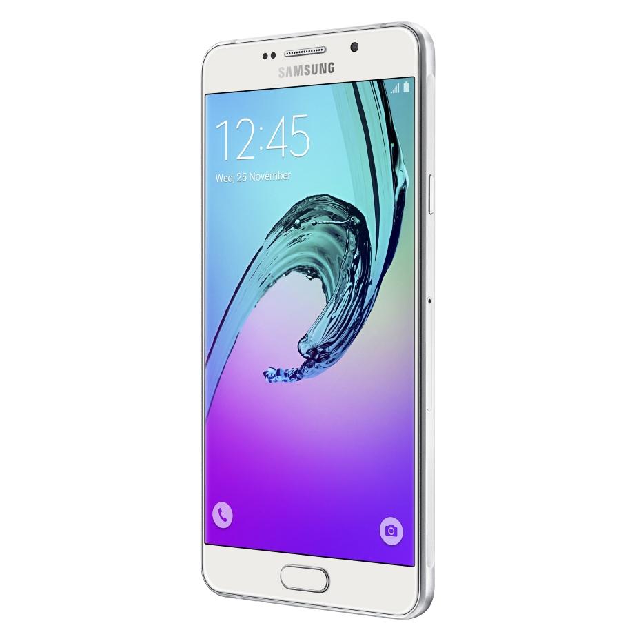 Samsung Galaxy A7 (2016) - przód / fot. Samsung