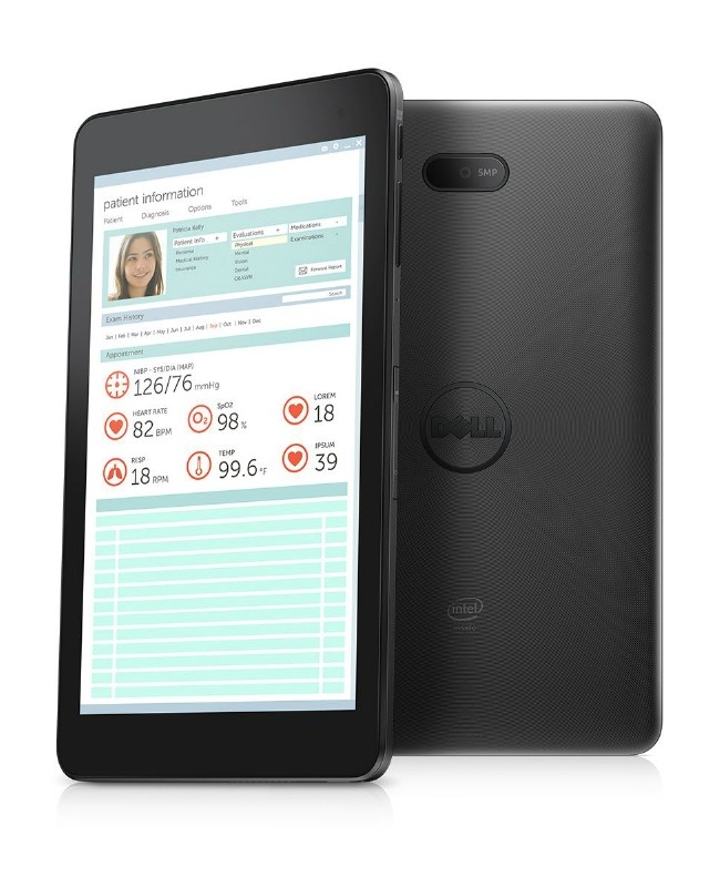 Dell Venue 8 Pro 5000 (2016) / fot. Dell