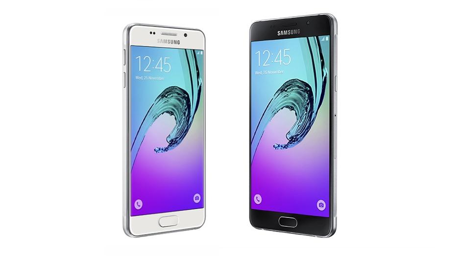 Samsung Galaxy A3 (2016) i Galaxy A5 (2016) / fot. Samsung