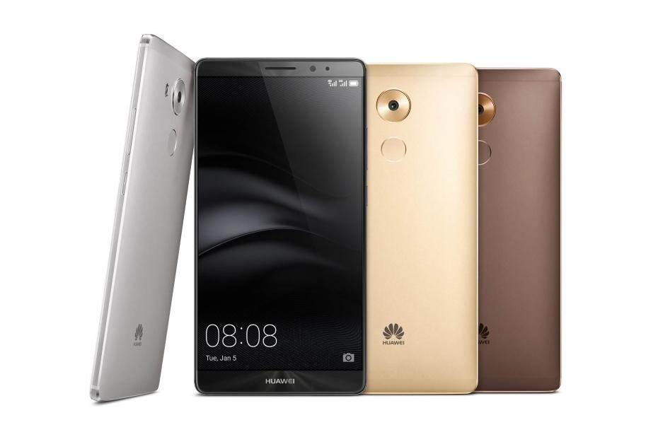 Huawei Mate 8 / fot. Huawei