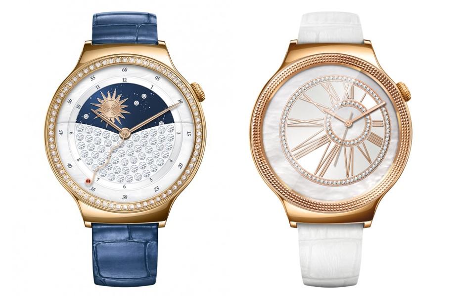 Huawei Watch Elegant i Jewel / fot. Huawei