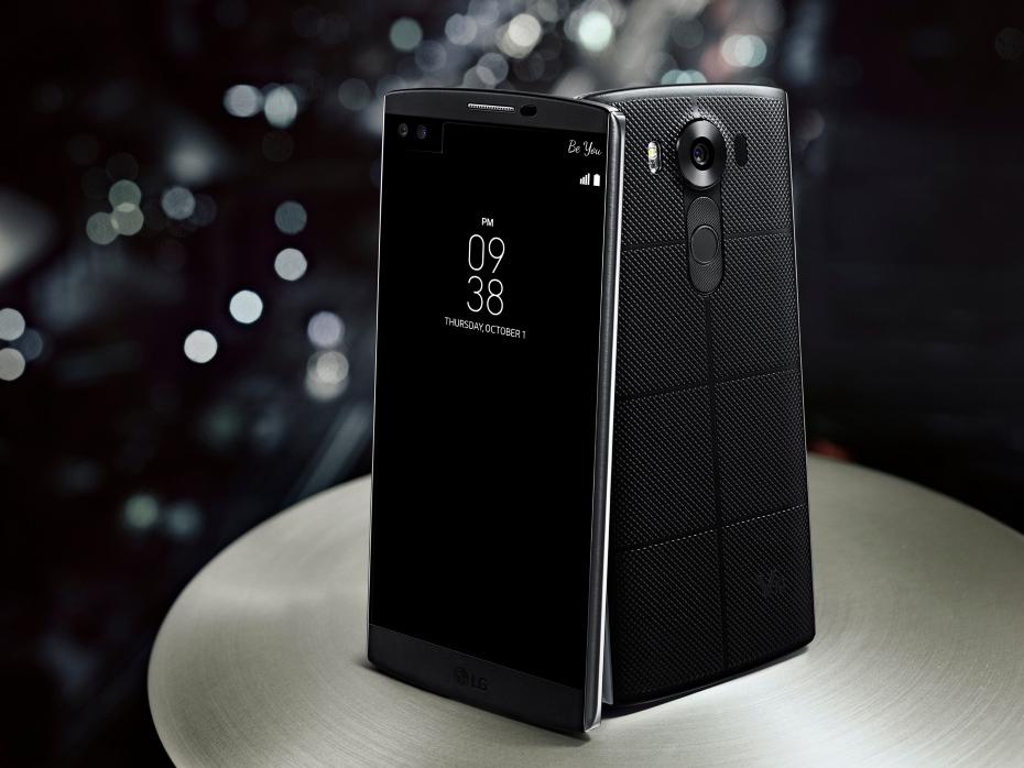 LG V10 / fot. LG