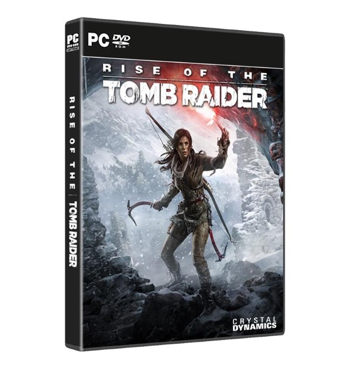 Rise of the Tomb Raider w wersji PC / fot. tombraider.tumblr.com