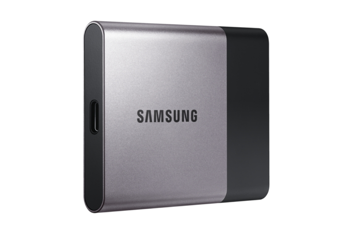 Samsung Portable SSD T3 / fot. Samsung