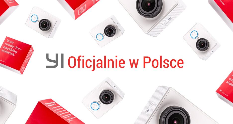 Yi oficjalnie w Polsce / fot. Xiaoyi