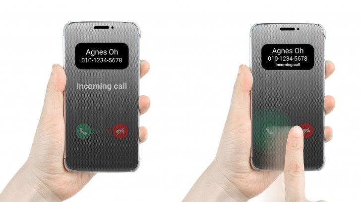 Etui Quick Cover dla LG G5