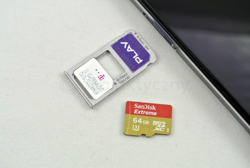 Dwie karty nanoSIM