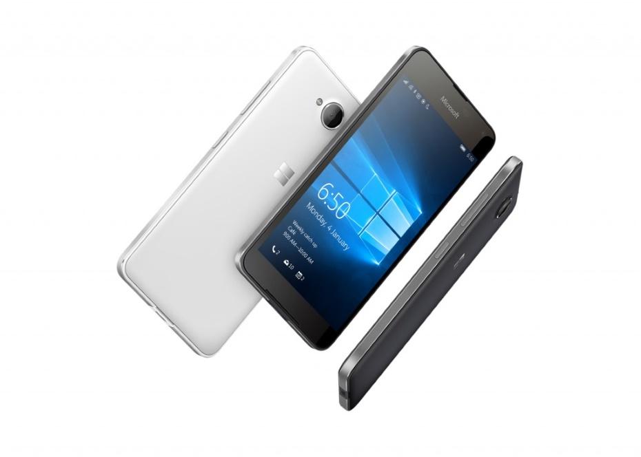 Microsoft Lumia 650 / fot. Microsoft