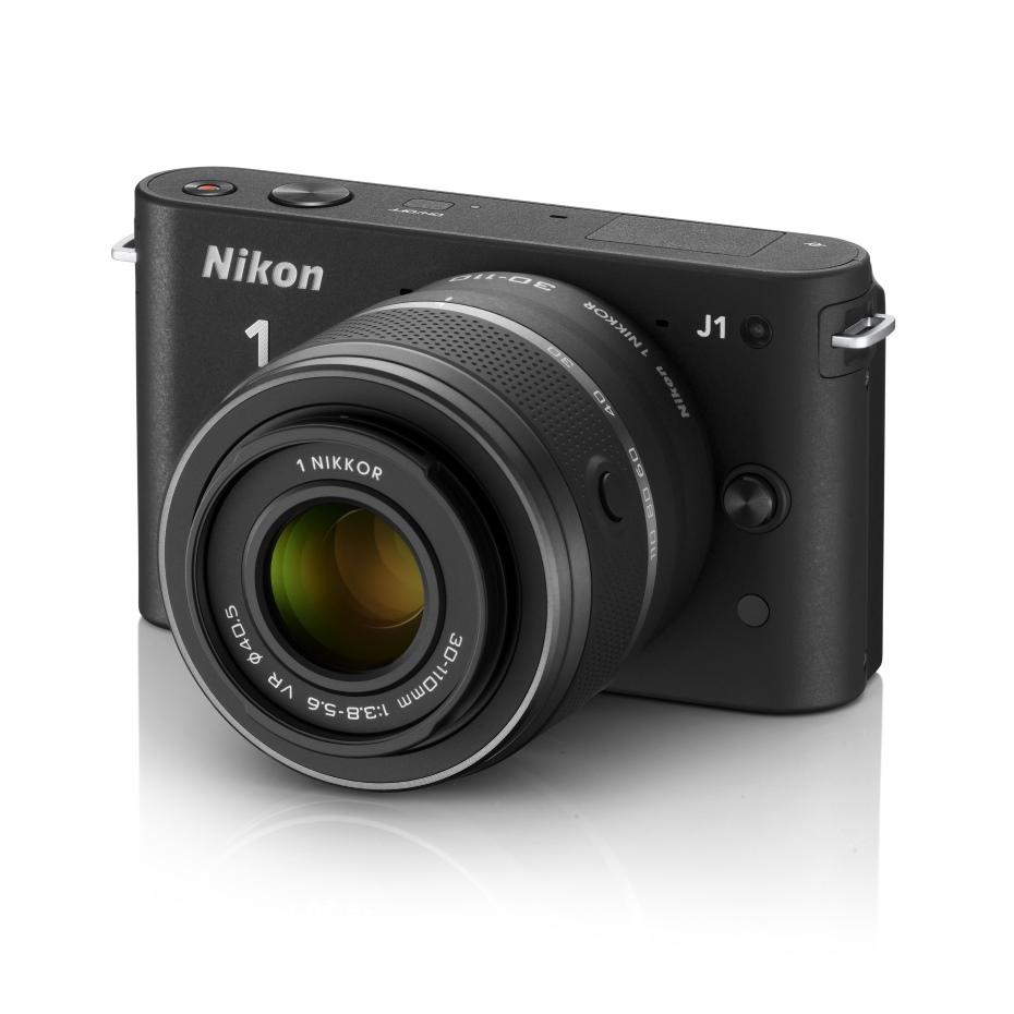 Nikon 1 J1 / fot. Nikon