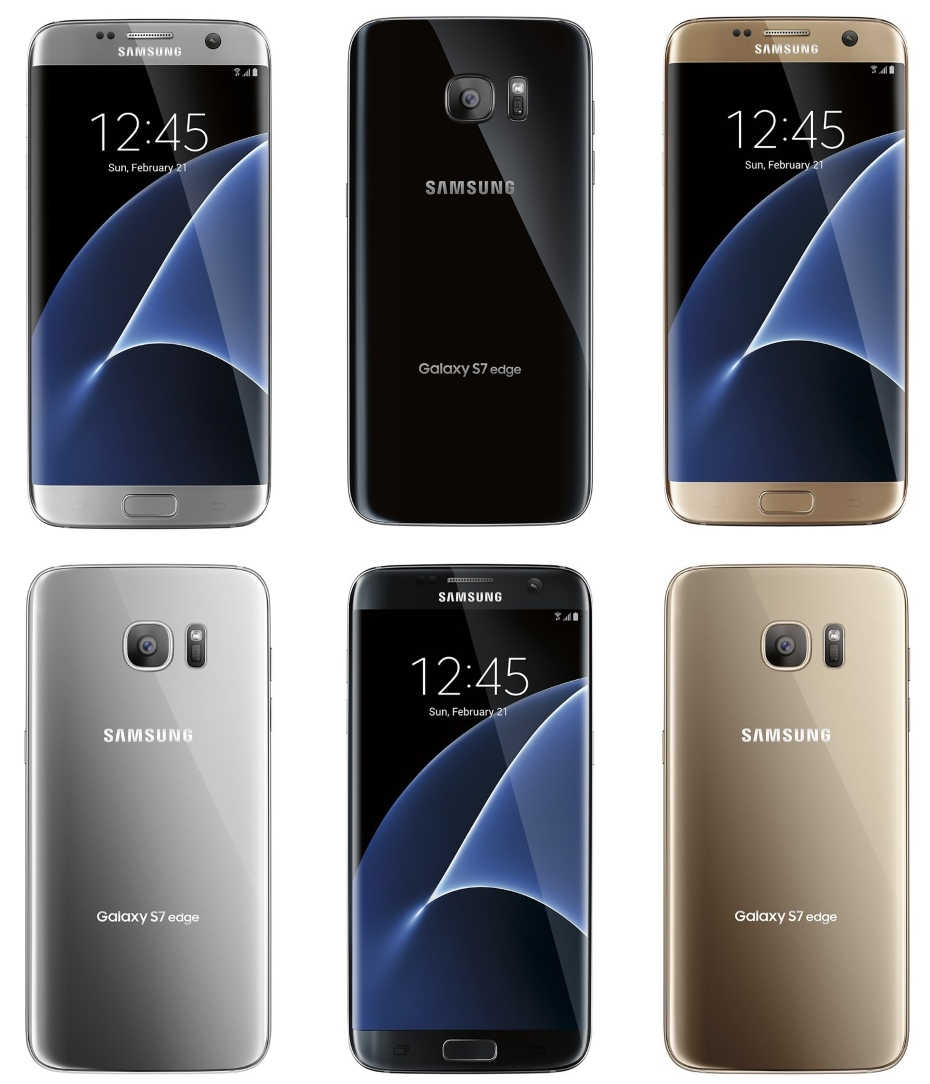 Samsung Galaxy S7 edge / fot. Evan Blass