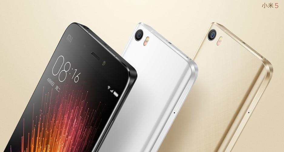 Xiaomi Mi5 / fot. Xiaomi
