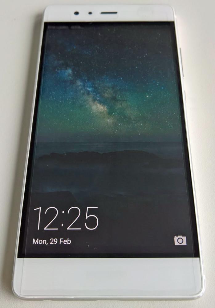 Huawei P9 - Przód / fot. venturebeat