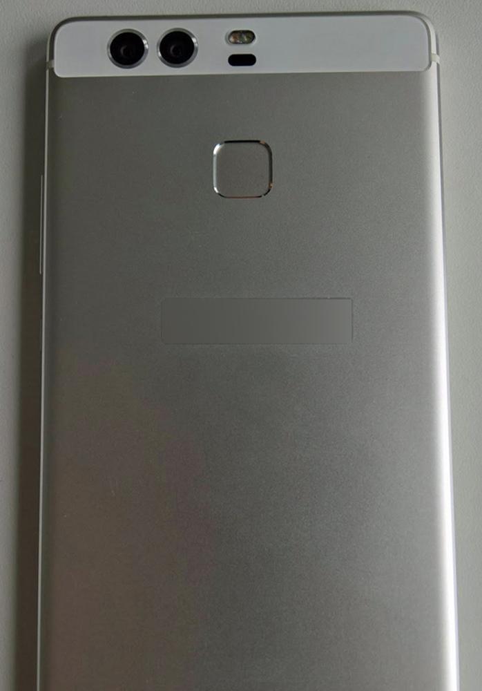 Huawei P9 - Tył / fot. venturebeat