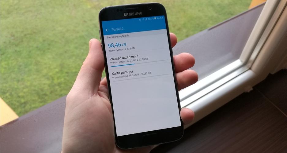 Poradnik Samsung Galaxy S7 I Aplikacje Na Karcie Pamieci