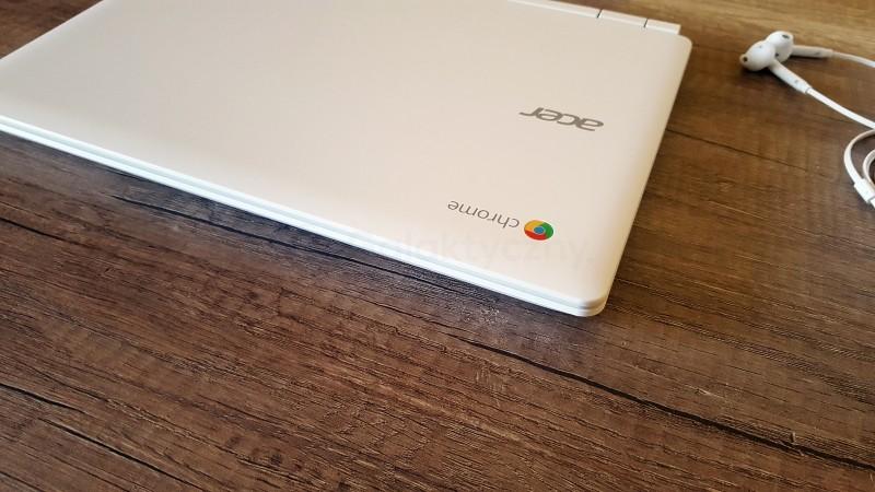 Acer Chromebook 11 / fot. galaktyczny