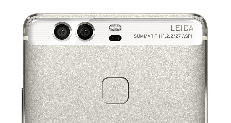 Huawei P9 / fot. evleaks