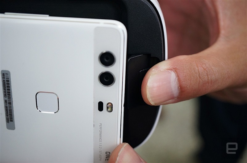 Huawei VR / fot. engadget