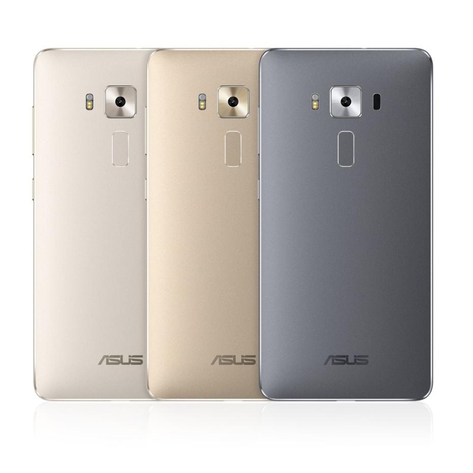 Asus Zenfone 3 Deluxe - kolory / fot. Asus