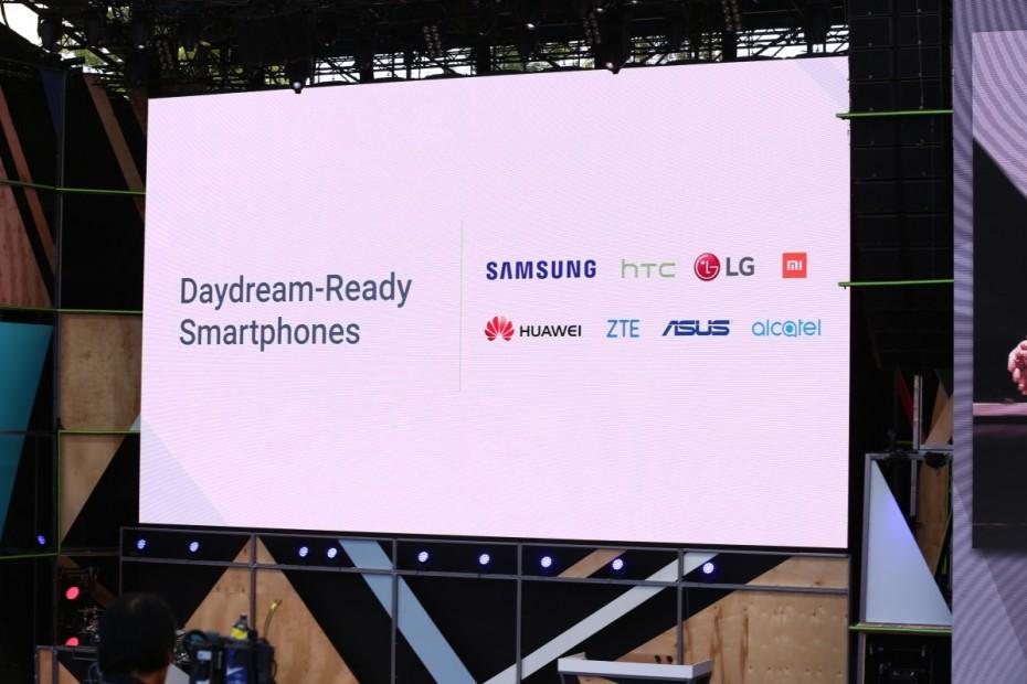 Smartfony kompatybilne z Daydream