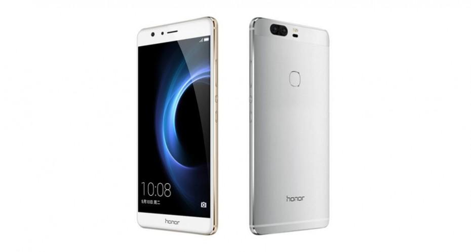 Huawei Honor V8 / fot. Huawei