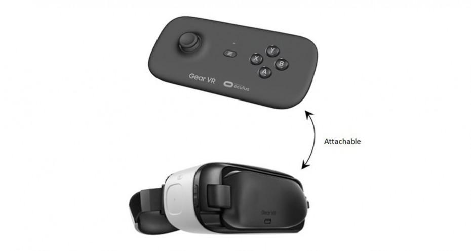 Kontroler do Gear VR / fot. SamsungMania