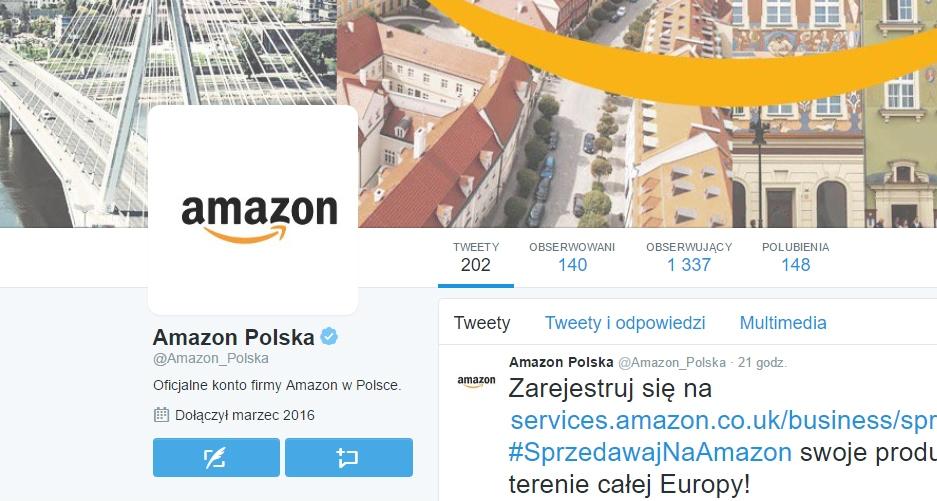 amazon-polska-twitter