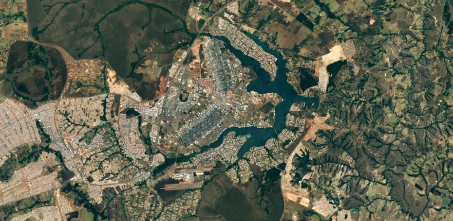Nowe zdjęcia z Google Earth