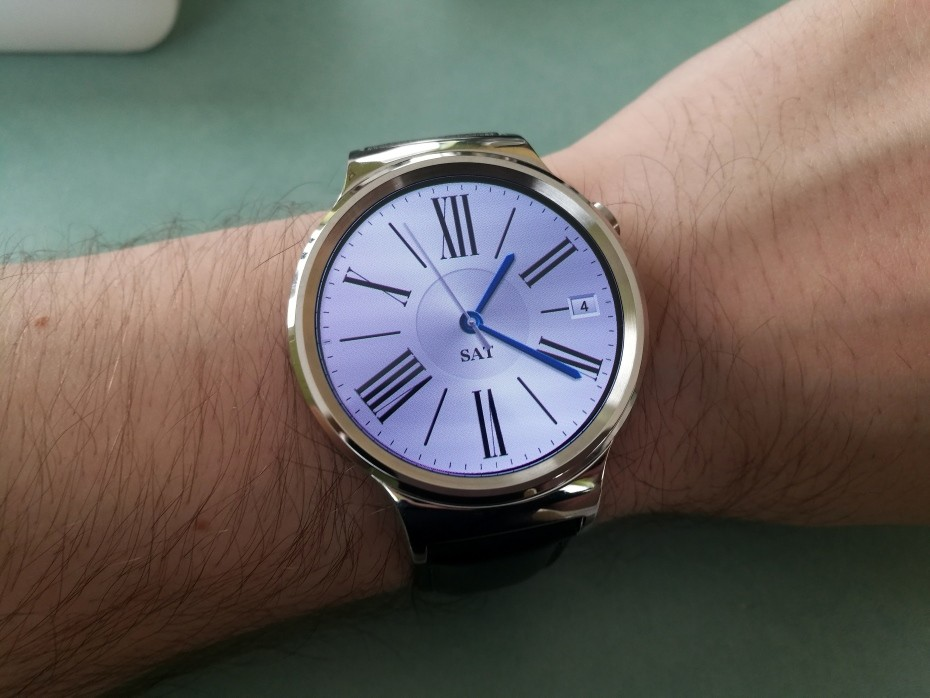 Huawei Watch / fot. galaktyczny.pl