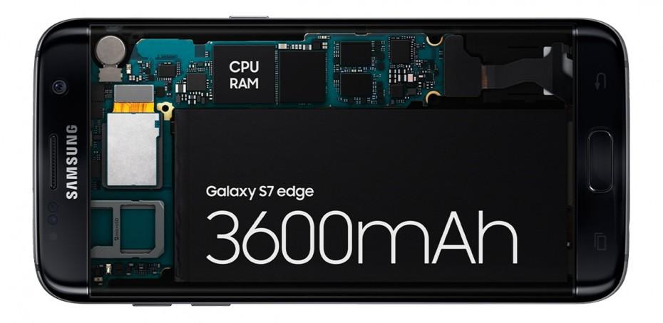 Samsung Galaxy S7 edge - Hardware / fot. samsung
