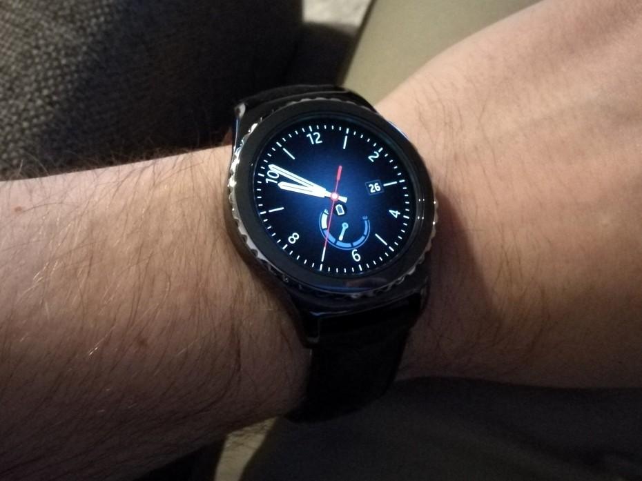 Samsung Gear S2 Classic / fot. galaktyczny.pl